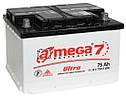 Аккумулятор автомобильный A-Mega Ultra 75AH R+ 720A
