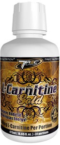 Карнитин L-Carnitine Gold (473 мл) Trec Nutrition