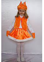Маскарадный костюм Белочка для девочки 3-6 лет, фото 1