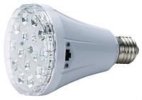 Лампа-фонарь на аккумуляторе YJ-1895L 16 LED