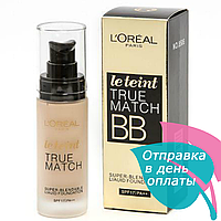 Тональный крем Loreal le teint TRUE MATCH BB