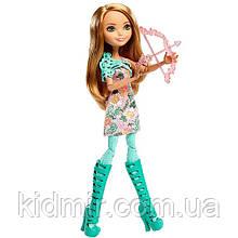 Кукла Ever After High Эшлин Элла (Ashlynn Ella) из серии Archery Competition Школа Долго и Счастливо