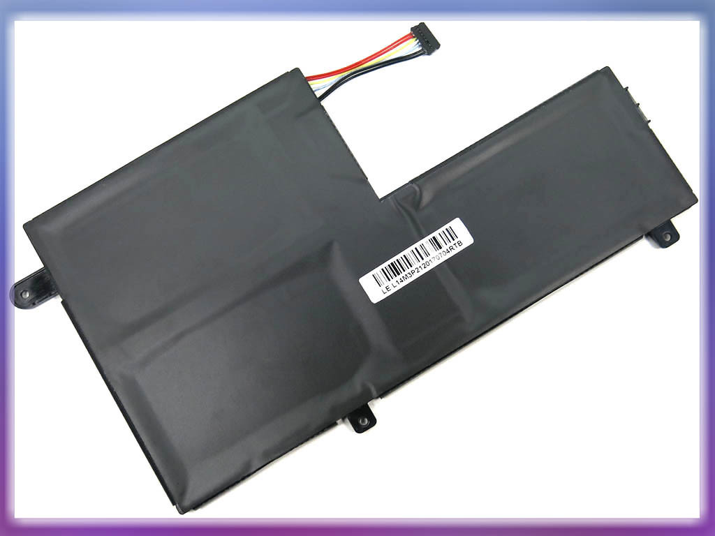 Батарея Lenovo L14M3P21 Yoga 500-14ISK (11.1V 4050mAh 45W Black) ORIGI 2