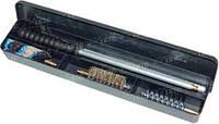 Набор для чистки MegaLine 04/704.5. кал. 4.5. пистолет. латунный шомпол. 2 ёршика. шерстяная пуховка.
