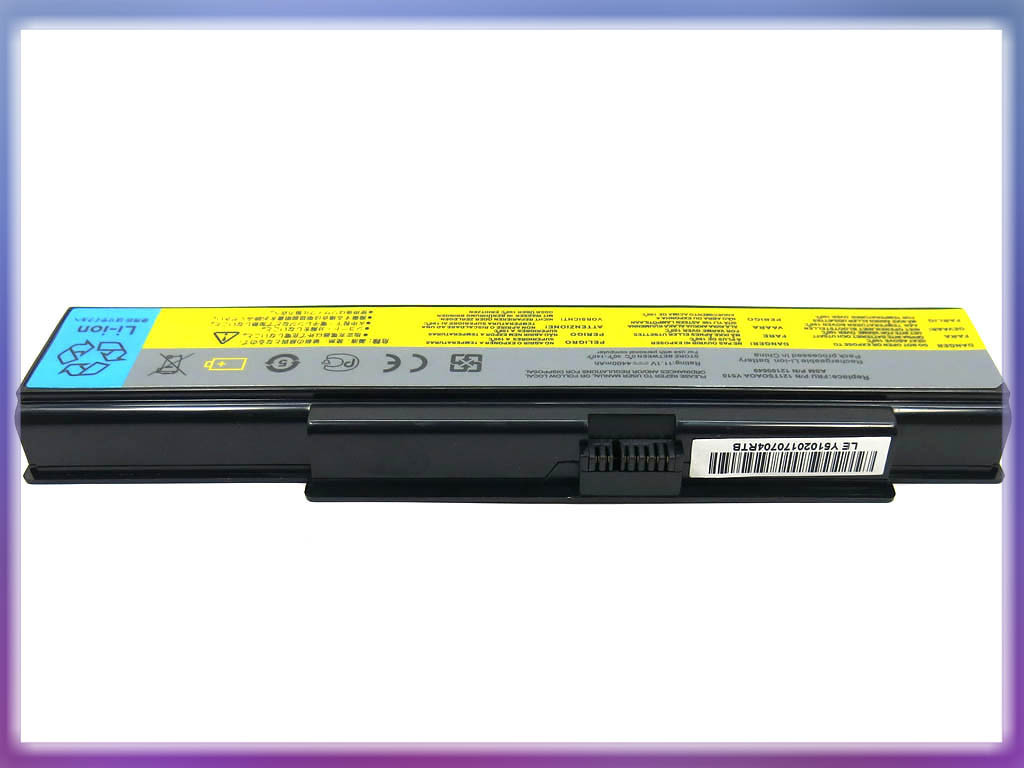 Аккумулятор Lenovo 121TL070A Ideapad Y510M (11.1V 4400mAh Black) ORIGI 2