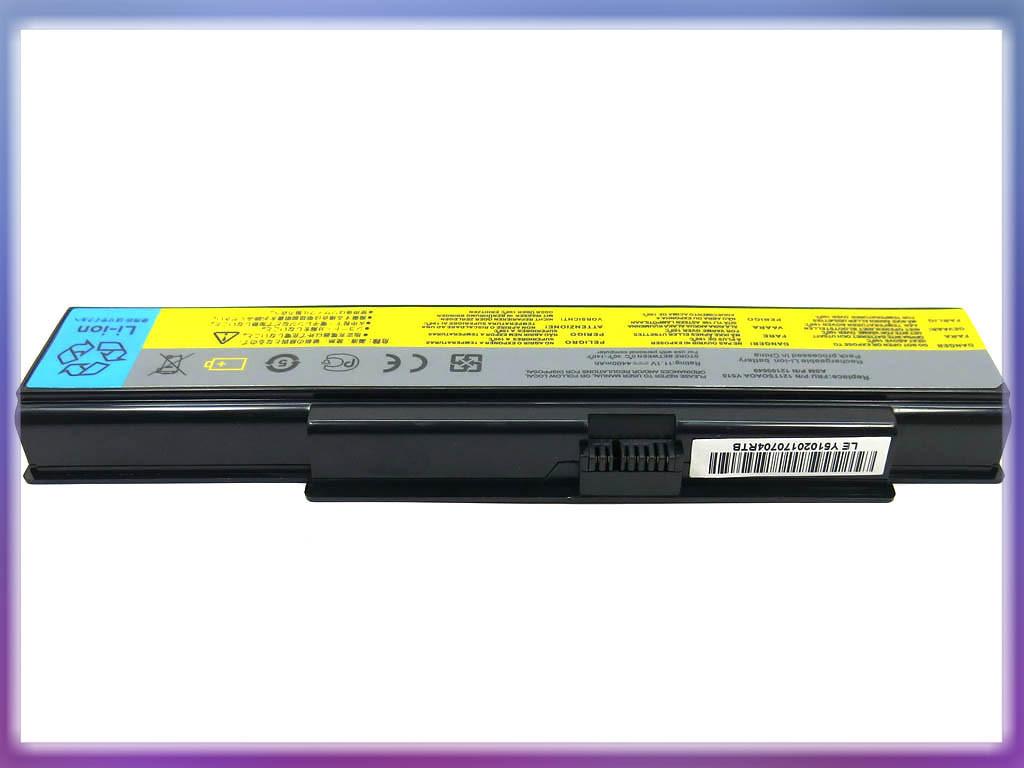 Аккумулятор Lenovo 121TL070A Ideapad Y510 (11.1V 4400mAh Black) ORIGIN 2