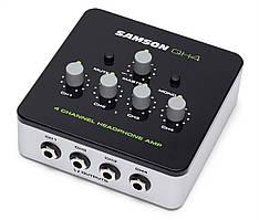 Підсилювач для навушників SAMSON QH4