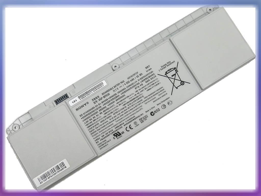 Батарея SONY VAIO (BPS30) Sony Vaio SVT13 VGP-BPS30A (11.1V 4050mAh 45