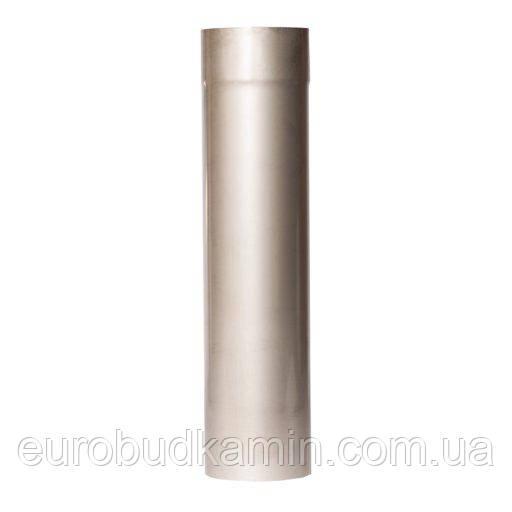 Дымоходная труба из нержавейки L-0,5м D600