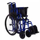 Инвалидная коляска усиленная Millenium HD 60см, фото 3