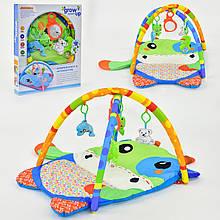 "Развивающий игровой коврик для младенца ""Коровка"""