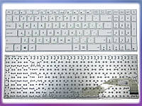Клавиатура ASUS X540SC ( RU White без рамки). Оригинальная. Русская. Цвет Белая.