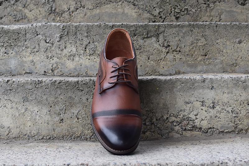 Туфлі чоловічі  Cevivo, адже ви цього варті! Остання пара 43 розмір!