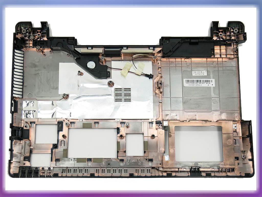 Дно ASUS X55 (Нижняя часть - нижняя крышка (корыто)). Оригинальная нов