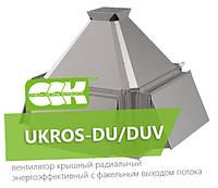 Вентилятор дымоудаления крышный UKROS60-035-DU/DUV