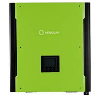 Инвертор Напряжения Гибридный ABi-Solar HT 10KЗP (10 кВт, 3 фазы / 14.5 кВт DC, 48 В)