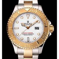 Часы Rolex Yacht-Master Two Tone мужские копия