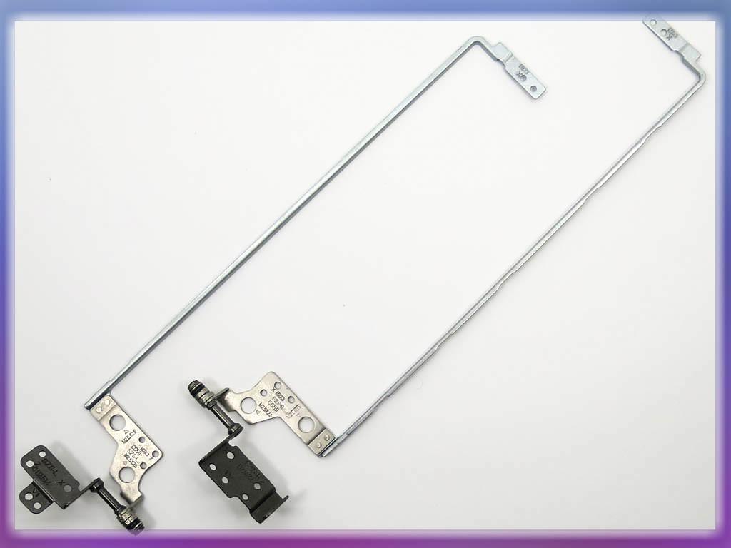 Петли Lenovo IdeaPad 310-15ABR, 310-15ISK (AM10T000220 AM10T000100). П