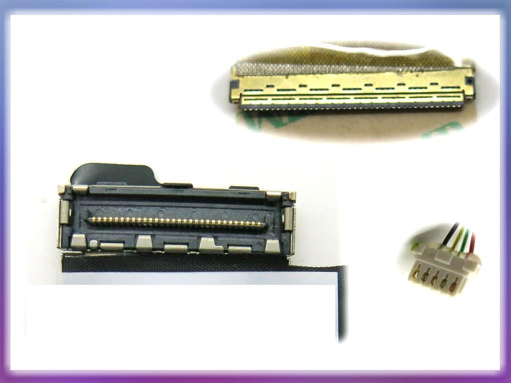 Шлейф матрицы Acer Aspire M3-581, M3-581T, M3-581TG (1422-0152000). 40 2