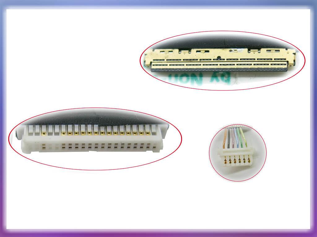 Шлейф матрицы FUJITSU AH530, A530 (DDFH2ALC010, DD0FH2LC000) 2