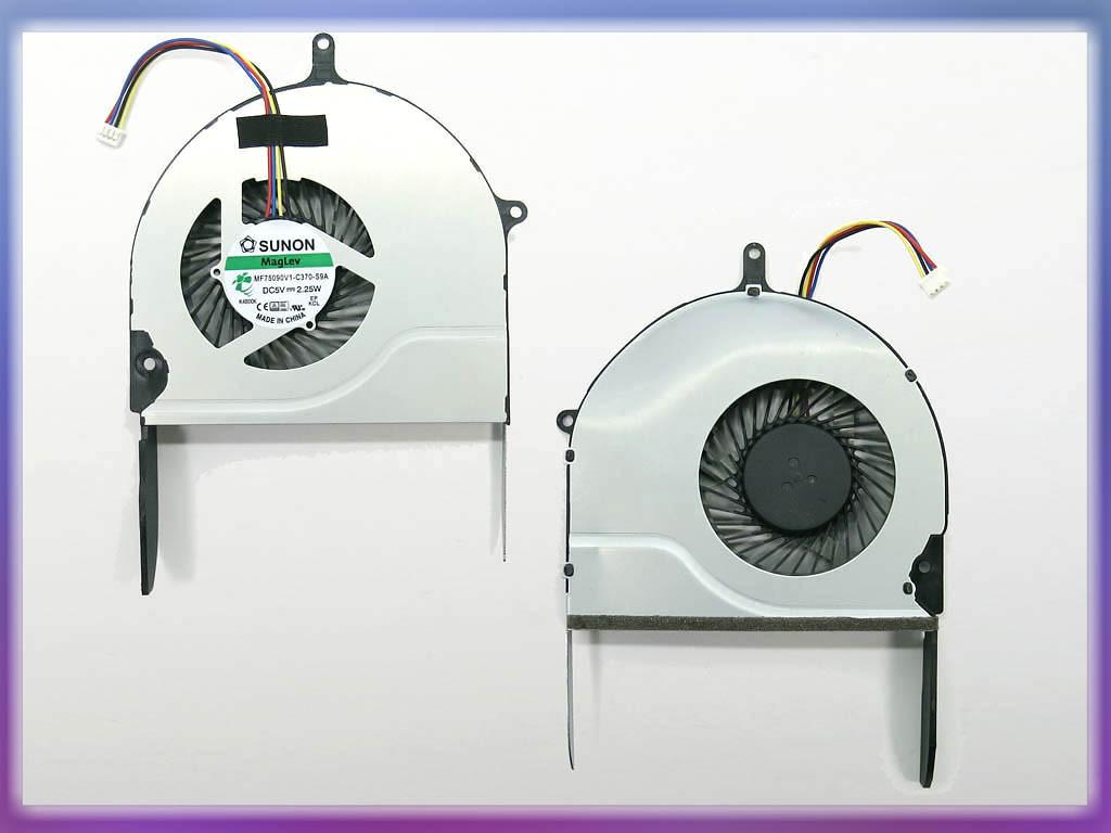 Уценка! Вентилятор (кулер) ASUS G771 G771JW G771JM (MF75090V1-C370-S9A