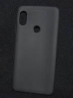 Чехол силиконовый Xiaomi Redmi Note 5 черный
