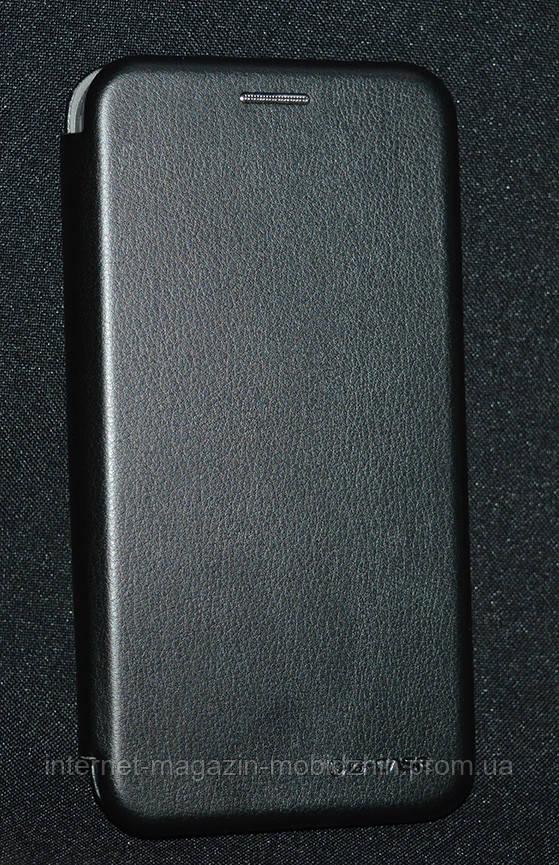 Чехол-книжка Samsung J320/J3,черный, G-Case