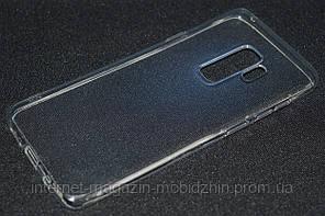 Чехол силиконовый Samsung G965/S9 Plus прозрачный ультра