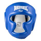 Шлем тренировочный синий REYVEL винил