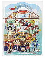 Об'ємні багаторазові наклейки Пірати Melіssa & Doug (MD9102), фото 1