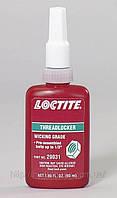 Фиксатор резьбы средней прочности Loctite 2400 (Локтайт 2400), до М36, от -55 до 150 °C, 50 мл/250мл
