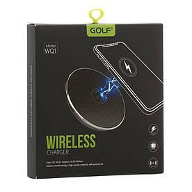 Беспроводное зарядное устройство  Golf GF-WQ1