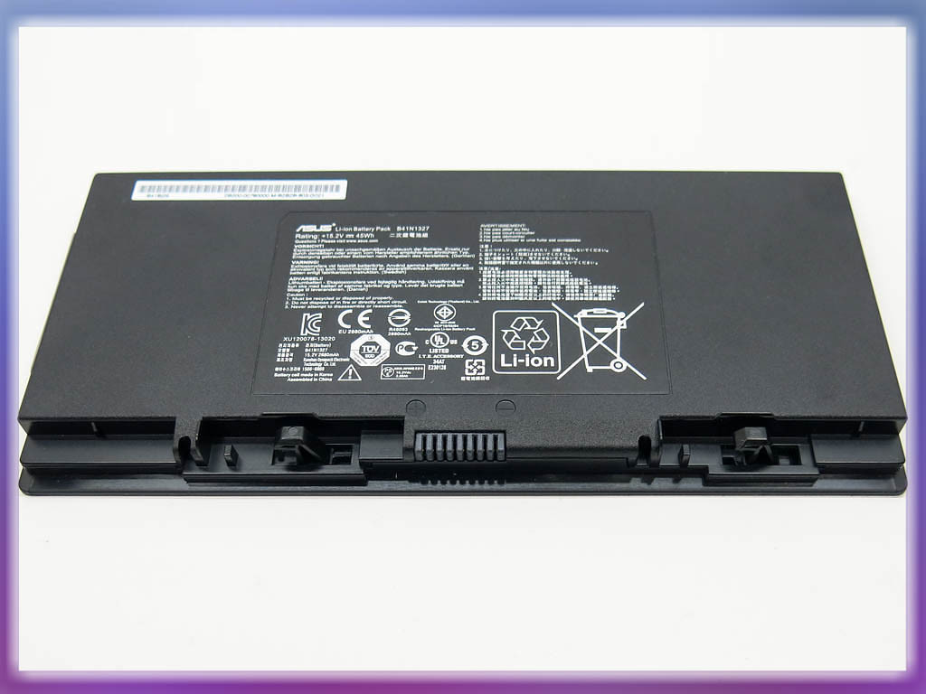 "Аккумулятор ASUS (B41N1327) ROG 15.6"" B551LG Series (15.2V 45Wh)  2"