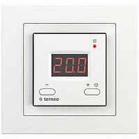 Терморегулятор для теплого пола Terneo st  цвет - Белый, фото 1