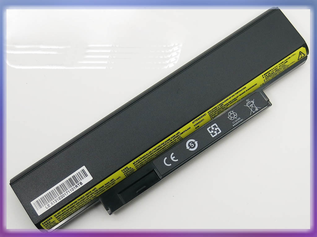 Аккумулятор Lenovo (45N1059) Thinkpad X130e (11.1V 4400mAh). Black