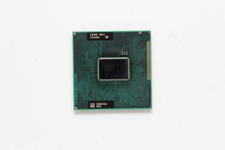 Процессор Intel Pentium(SROJ1) B980 2 МБ кэш-памяти, тактовая частота 2,40 ГГц