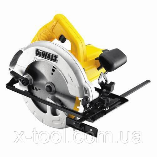 Пила циркулярная DeWALT DWE560 (США/Китай)