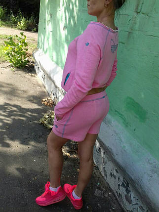 Женский спортивный костюм Adidas, фото 2