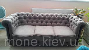 """Мягкий диван """"Честер"""", фото 2"""