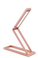 Портативный LED светильник-трансформер Keliying LM-201 Розовый