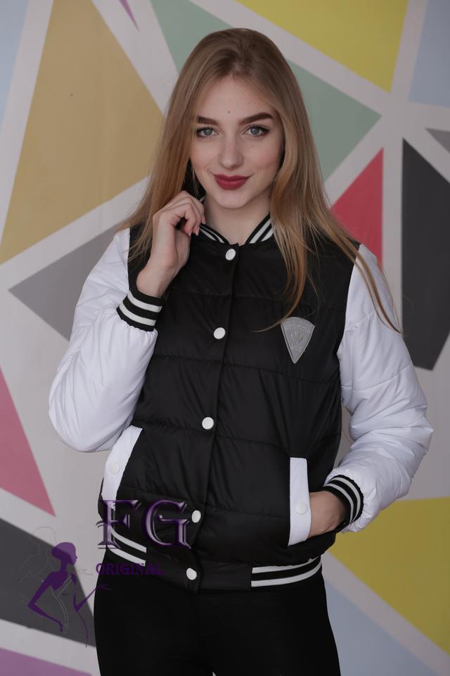 797bc6ec Куртки женские опт: интернет-магазин Fashion Girl ⭐ Стильные вещи