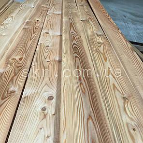 Имитация бруса сибирская лиственница, сорт С, фото 2