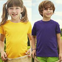 Детская футболка Легкая 100% хлопок 61-019-0