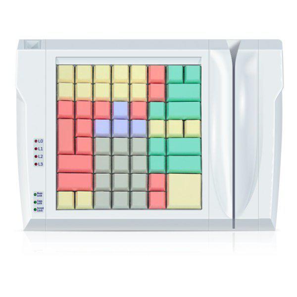 POS - клавиатура стандартного типа LPOS-064-M12
