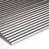 Лист рифленый алюминиевый 1,0х1000х3000мм PREFA DESIGN 916 Wave lengthwise 5mm, фото 2