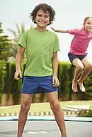 Детская Детская футболка спортивная Perfomance Kids 61-013-0, фото 1