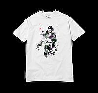 Футболка с принтом «Joker»