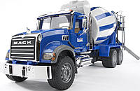 Машина Bruder - бетоновоз Mack Granite 02814