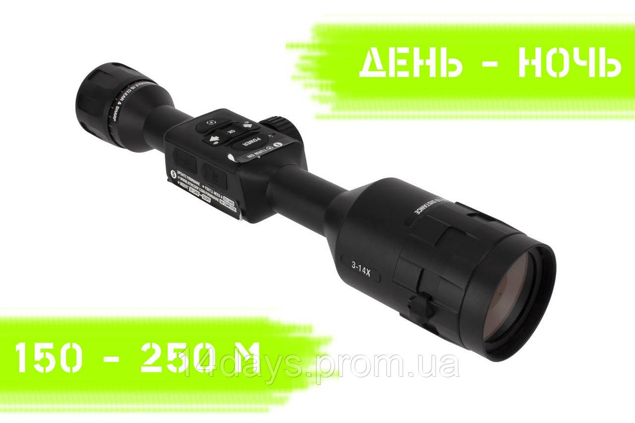 Цифровой прицел ATN X-Sight 4K Pro 3-14X