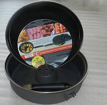 Драй Кукер Сковорода Corola (Dry Cooker) со съемной ручкой, фото 2